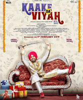 Kaake Da Viyah (2019) Full Movie [Punjabi-DD5.1] 720p HDRip ESubs Download