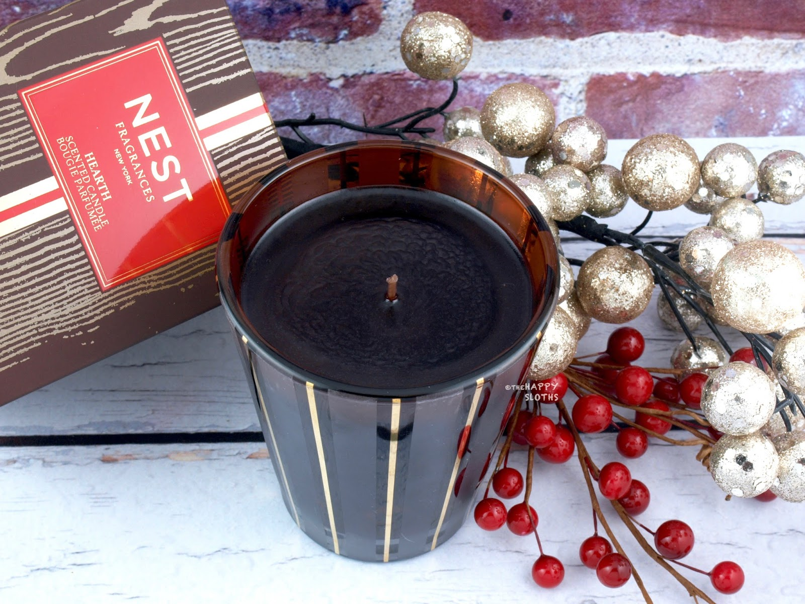 NEST Fragrances Hearth Candle: Review