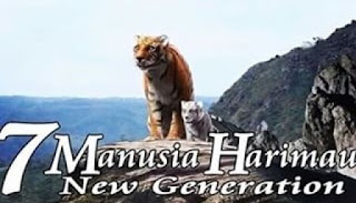seperti apa rating 7 manusia harimau new generation dan rating dacademy celebrity