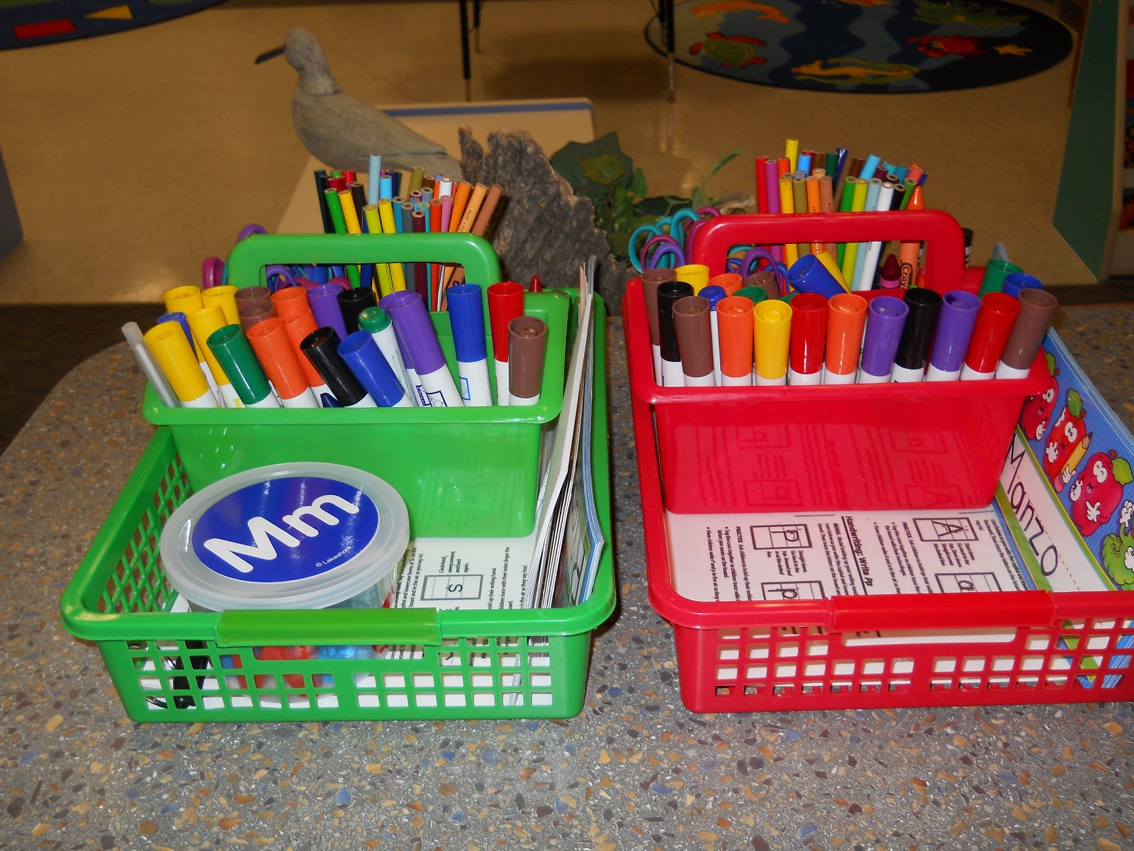Learning And Teaching With Preschoolers Small Group Trays