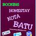 Booking Homestay Kota Batu