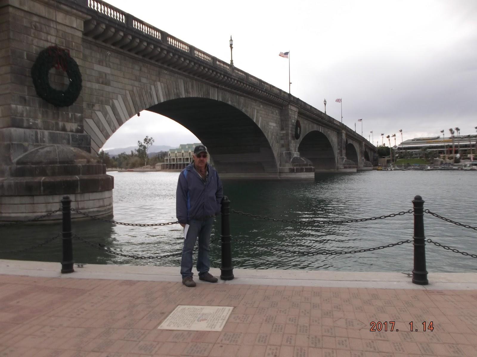 The One Income Dollar London Bridge Lake Havasu City Arizona