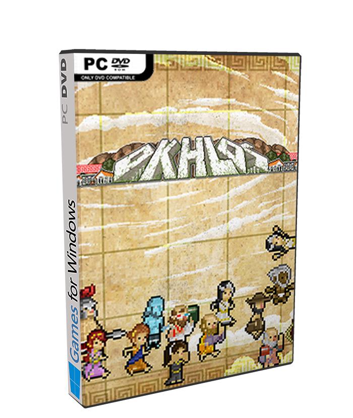 Okhlos poster box cover