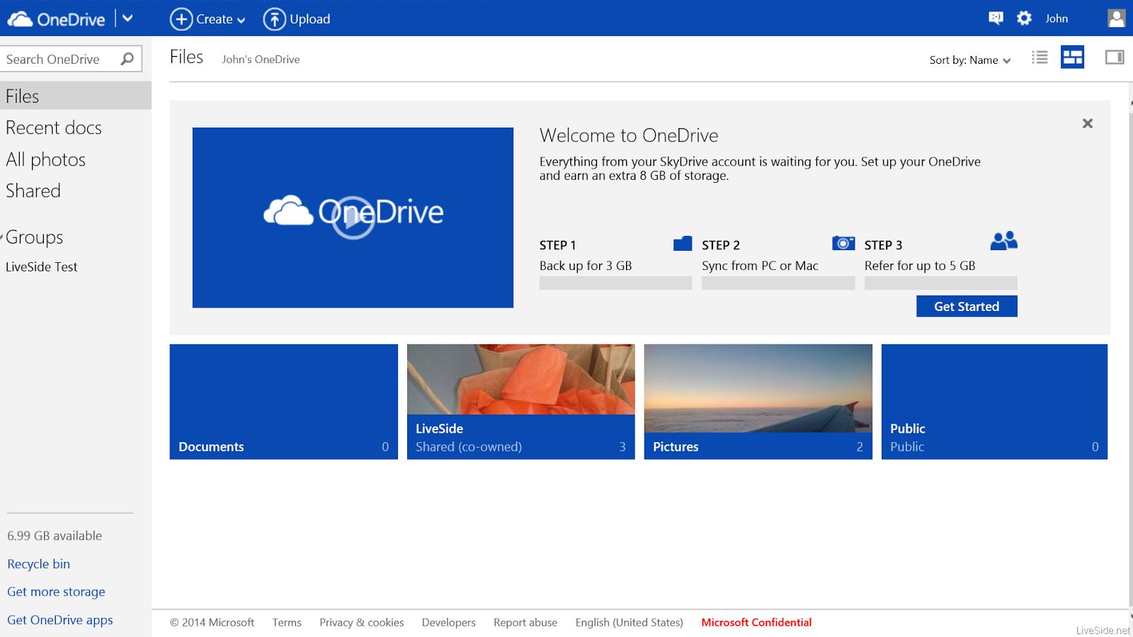 TechnoGeek: OneDrive vs Dropbox vs Google Drive vs  Box