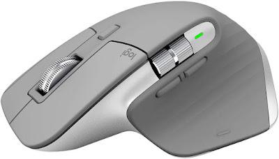 Logitech MX Master 3 gris