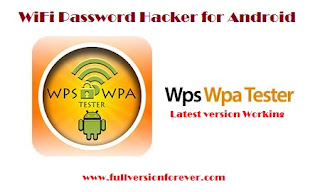 wps wpa tester premium 2.6.4 apk