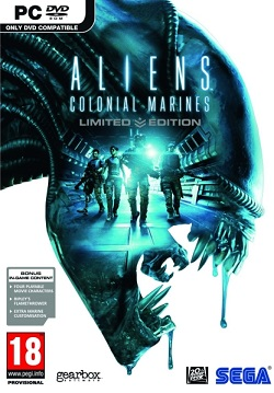 Aliens: Colonial Marines Limited Edition-PROPHET