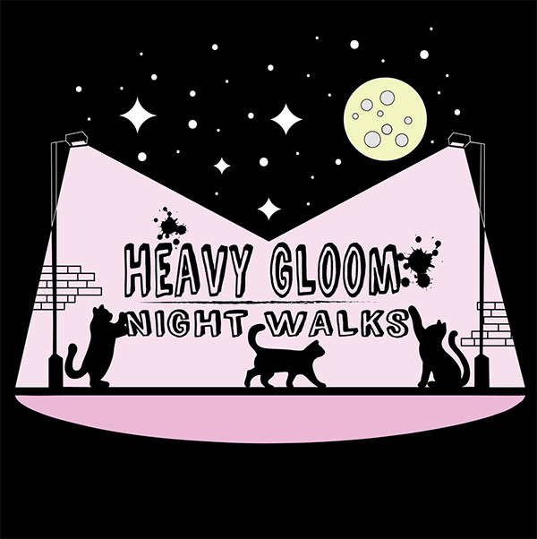 "Heavy Gloom stream new EP ""Night Walks"""