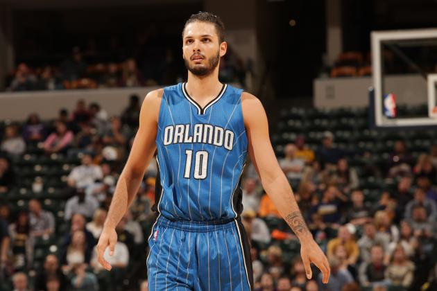 Le français Evan Fournier n'a pas prolongé avec la Magic