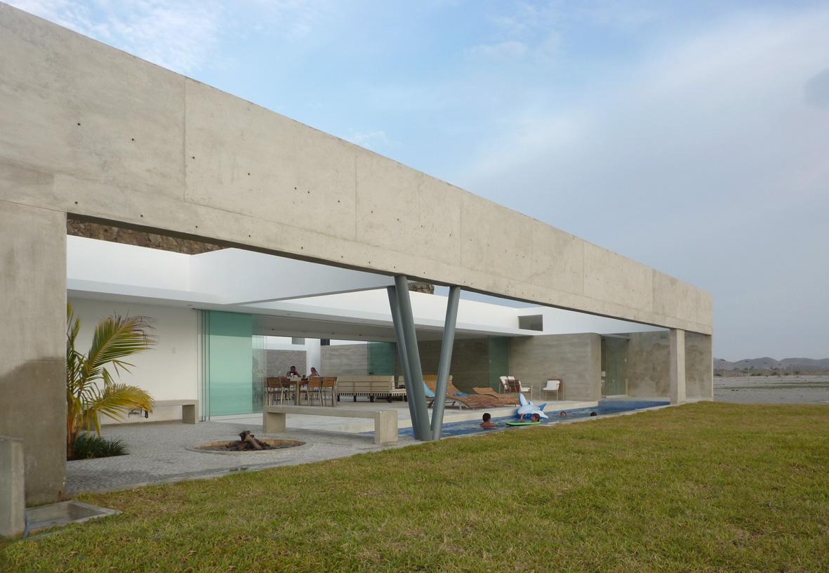 Habitar casa o3 for Arquitectura minimalista casas