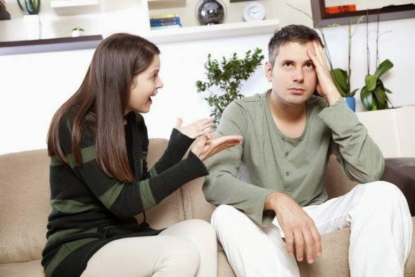 10 cosas que JAMÁS debes decir en una pelea con tu pareja