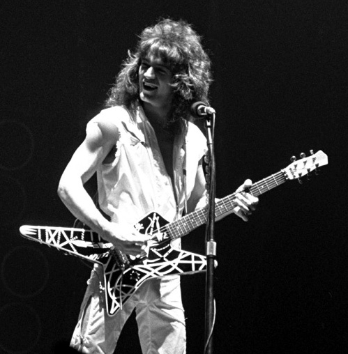 While Hes Mostly Recognized And Lauded For His Lead Playing Theres No Doubt Eddie Van Halen Is Also One Of The Best Rhythm Guitar Players Youll Ever