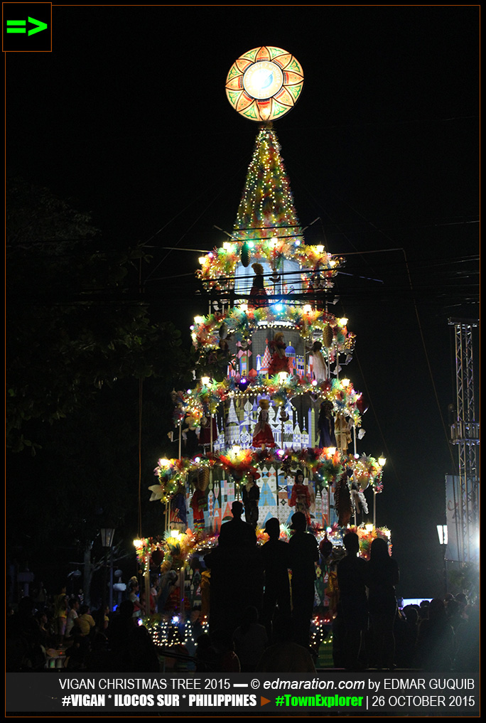 [VIGAN] ▬ THE VIGAN CHRISTMAS TREE 2015