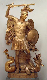 Spiritual Weapon Needed For Our Times - Chaplet of St. Michael The Archangel