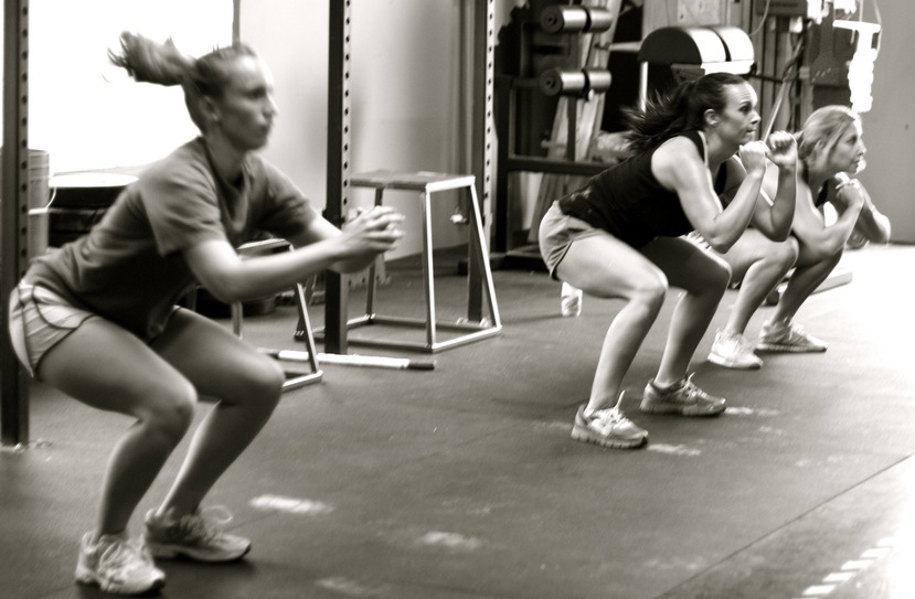 Why Can't I squat Below Parallel? – Diamond Hill CrossFit