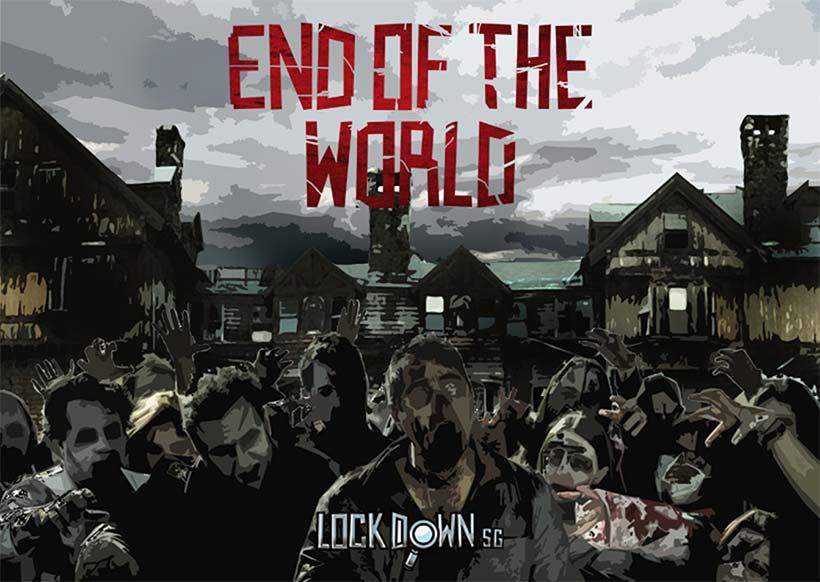 Real Room Escape Game Indonesia Community - EscapeRoomID: Lockdown