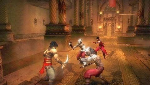 prince of persia sands of time psp cso