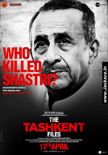 The Tashkent Files First Look Poster 6
