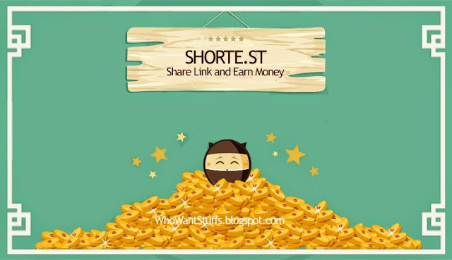 Shorte.st Review - Share Link and Earn Money