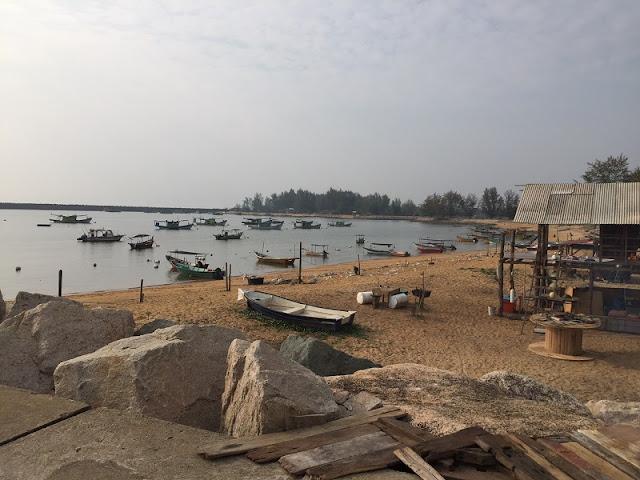 Pantai Kekabu Marang