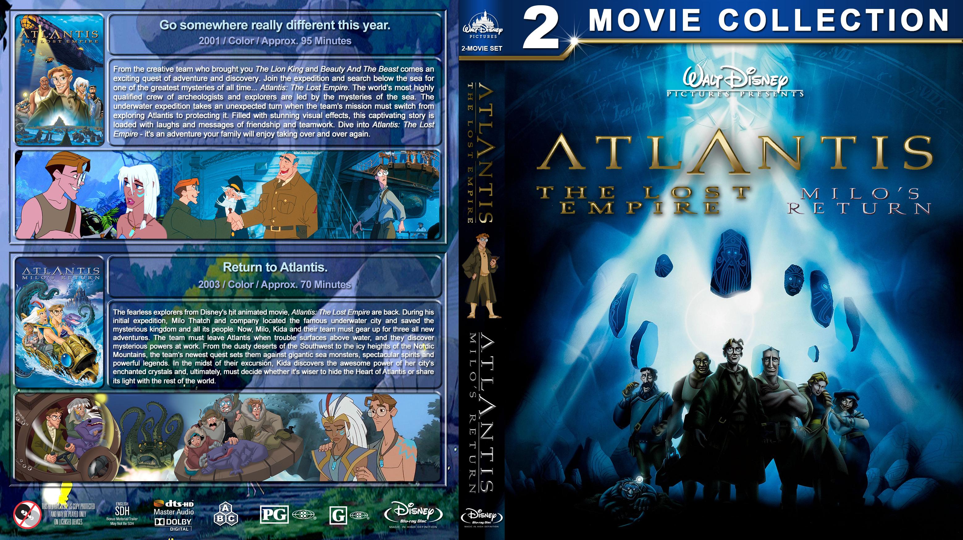 atlantis the lost empire game download