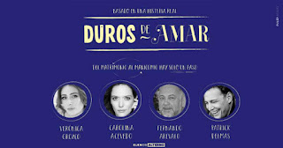 Poster 2 DUROS DE AMAR