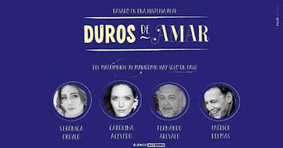 DUROS DE AMAR (TEATRO)