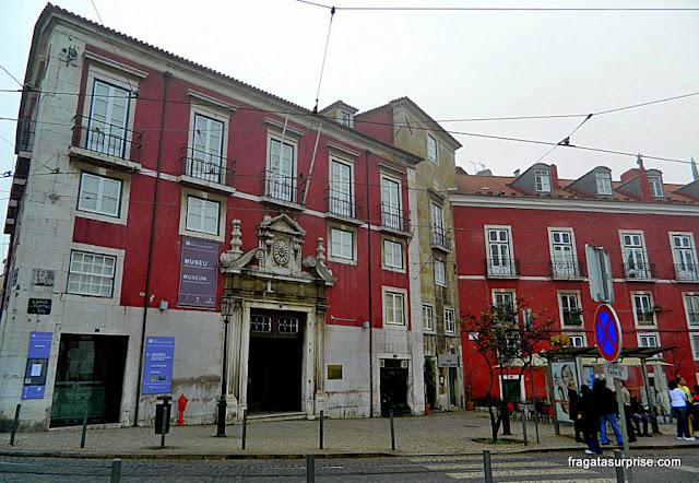 Palácio Azurara, Museu de Artes Decorativas Portuguesas, Lisboa