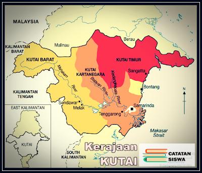 Kerajaan Kutai, Sejarah Kerajaan Kutai, Kondisi Geografis Kerajaan Kutai, Letak Kerajaan Kutai, Raja-raja Kerajaan Kutai, Peninggalan Kerajaan Kutai, Kondisi Politik Kerajaan Kutai.