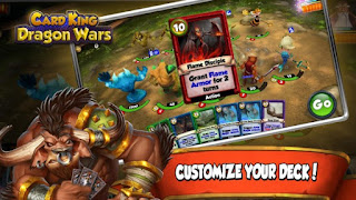 Card King Dragon Wars Apk Mod