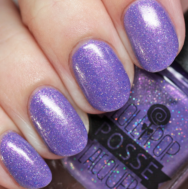 Lollipop Posse Lacquer The Big Strip Tease
