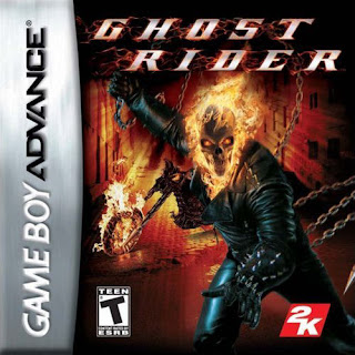 Ghost Rider ( BR ) [ GBA ]