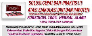 FOREDI | Web Foredi Gel Resmi rekomendasi Boyke | Atasi ejakulasi, FOREDI - Website Resmi FOREDI Gel Rekom Boyke,