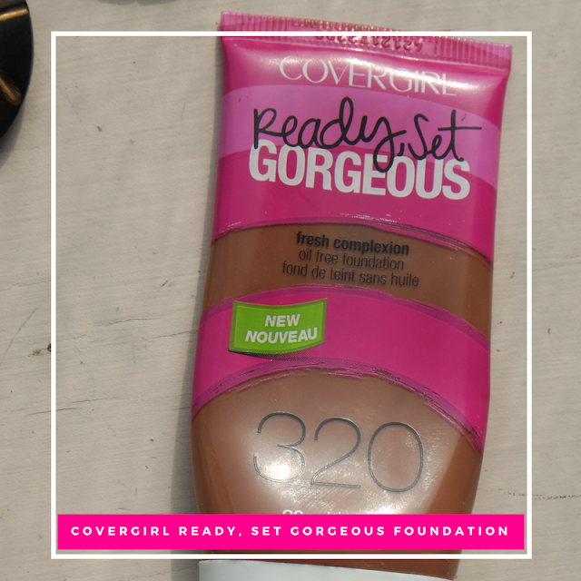 makeup bag mondays ready set gorgeous foundation