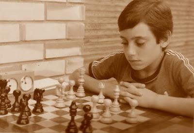 El ajedrecista Daniel Travesset i Ribera