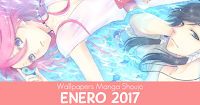 Wallpapers Manga Shoujo: Enero 2017