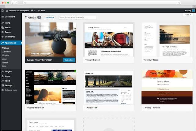 WordPress adalah salah satu platform CMS yang paling populer