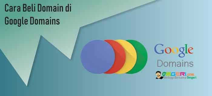 Cara Beli Domain di Google Domains