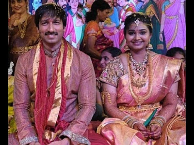 Gopichand And Reshma