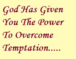 God has given you the power