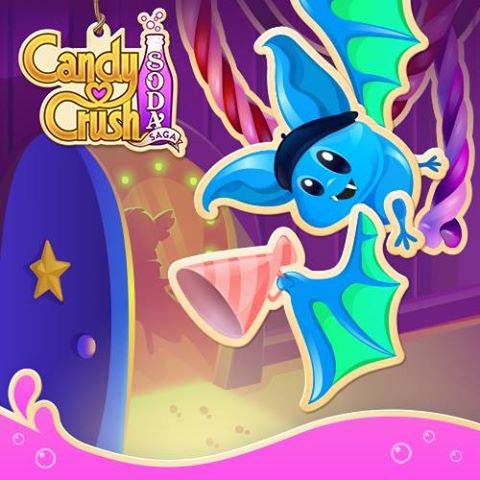 Candy Crush Soda Saga level 1181-1195