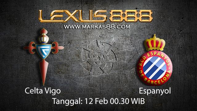 PREDIKSIBOLA - PREDIKSI TARUHAN BOLA CELTA VIGO VS ESPANYOL 12 FEBRUARI 2018 ( SPANISH LA LIGA )
