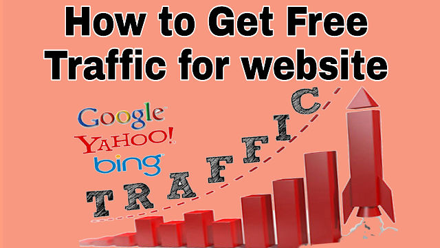 Free traffic for website