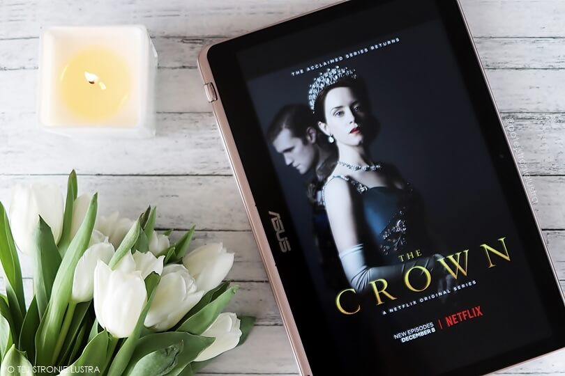 serial the crown