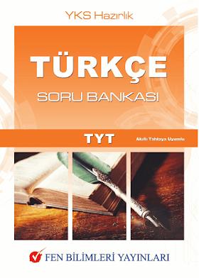 Fen Bilimleri TYT Türkçe Soru Bankası PDF