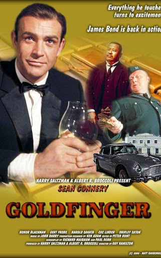 James Bond: Goldfinger (1964)