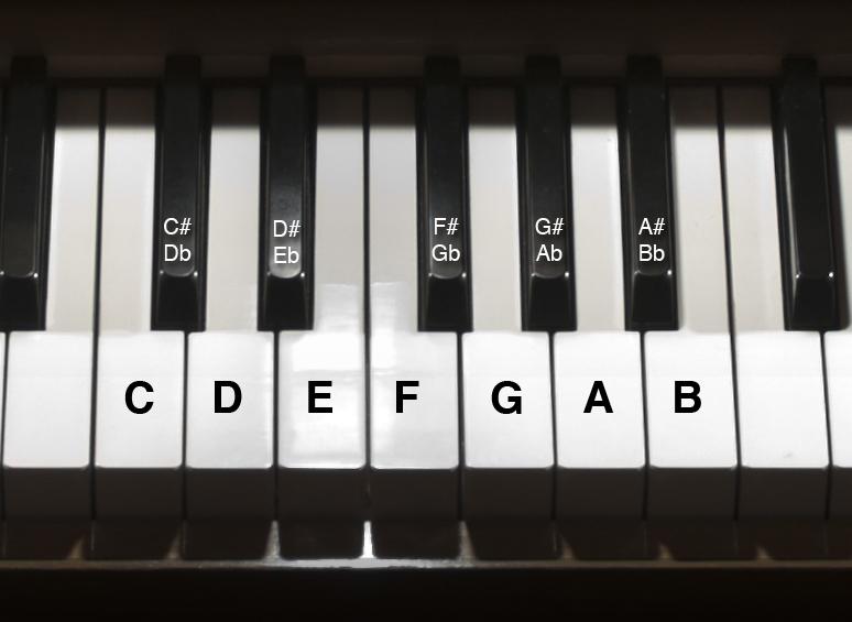 ноты черных клавиш картинки экспериментальная фабрика музыкальных