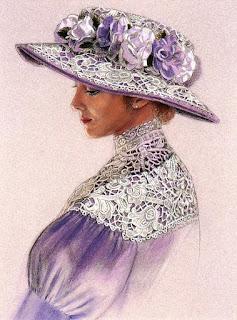 pinturas-retratos-femeninos-con-elegancia mujeres-retratos-realistas