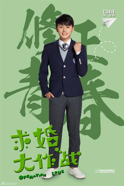 Lu Zha Zha Operation Love Chinese TV series