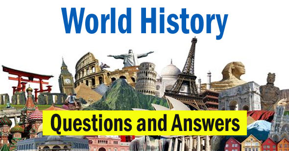 World History-General Knowledge Quiz GK Questions and